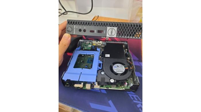 Dell Optilex 7060 Mff Tiny PC I5-8500T 16G SSD 240G