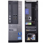 Máy bộ renew Dell Optilex 390 SFF Core I3-2120 | 4G | SSD 120G full box