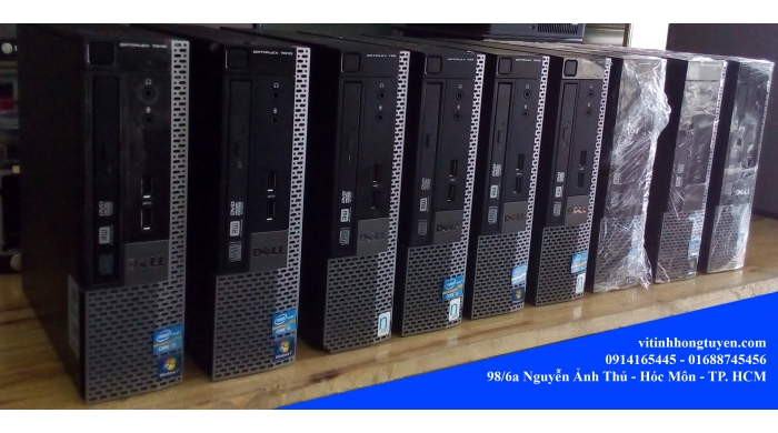 Dell Optilex 7010 usff i5-3470s | 4G | ssd 120G | DVDRW